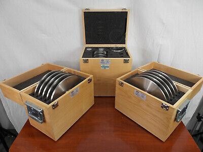 Fluke Ruska 2485-940 Dwt Dead Weight Tester Weight Sets Standard Calibrator