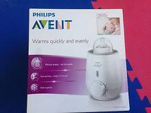 Avent Express Bottle and Food Warmer 240V Five Dock Canada Bay Area Preview