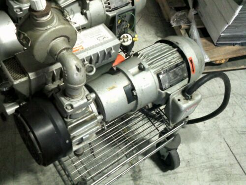 Busch R5 Vacuum Pump with Motor RA0025.E506.1001