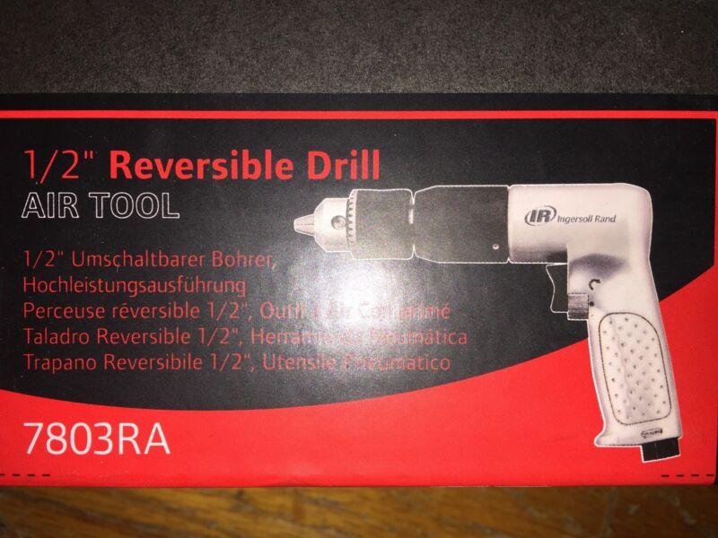New 1/2 Ingersoll Rand Air Drill