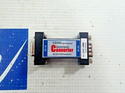 Interface Converter Rs-232 Rs-485