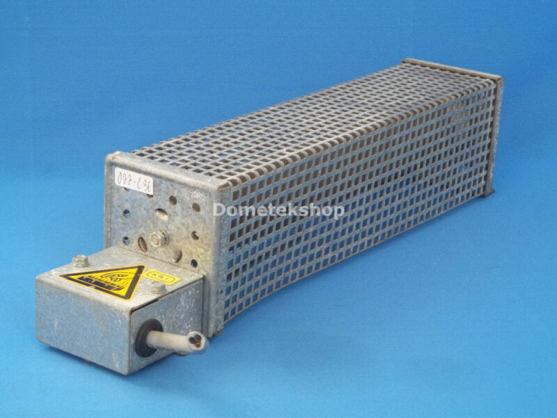 Frizlen FZG 300x45 Variable Resistor 0.285 KW 100 Ohm 175U5010