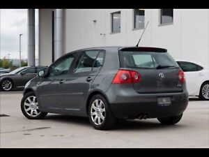 Tires and Rims from 2007 Volkswagen Rabbit (as seen in picture).