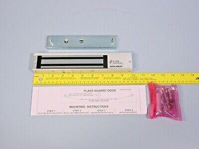 Alarm Controls 600s Assa Abloy 600lb Magnetic Lock Single Doors 12 Or 24 Vdc
