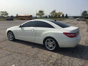 2010 Mercedes Benz E350 PanoRoof Fully Loaded W/Cam Warranty