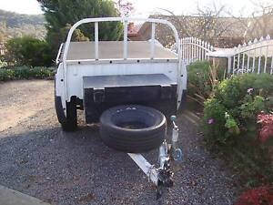 6x4 box trailer Queanbeyan Queanbeyan Area Preview