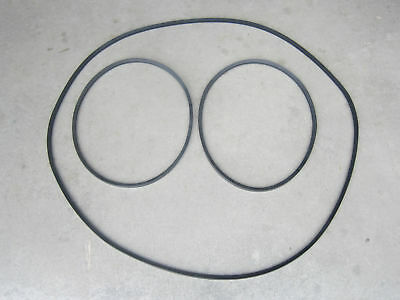 3160 Mower Belts For Ih International 154 Cub Lo-boy 184 185