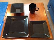 Crockery set with cups Mosman Mosman Area Preview