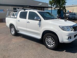 2014 Toyota Hilux SR5 Automatic Ute Winnellie Darwin City Preview