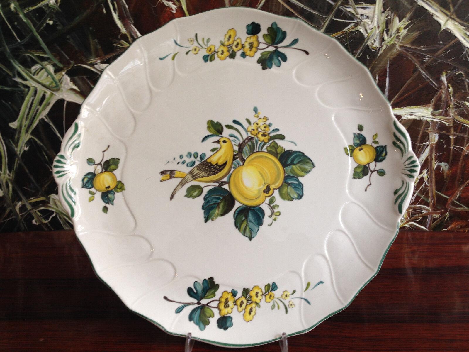 Villeroy & Boch Jamaica - Beautiful Cake Plate - Ø approx. 31,5 cm