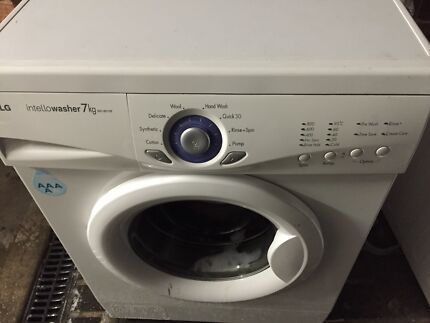 Lg 7kg washing machine for sale!! In good condition!!! Baulkham Hills The Hills District Preview