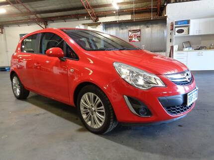 COMES WITH 3 YEARS AWN WARRANTY 2012 Opel Corsa Hatchback AUTO Bentley Canning Area Preview