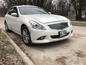 2010 Infiniti G37x AWD fresh safety fully loaded