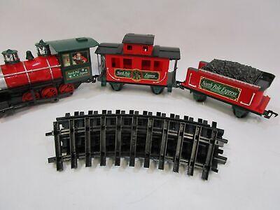 NEW Eztech Christmas Train Set - North Pole Express 37297 - Remote Control