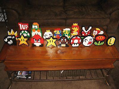 Mario And Luigi Decorations (LEGO   MARIO AND LUIGI 18 TOTAL  NINTENDO)
