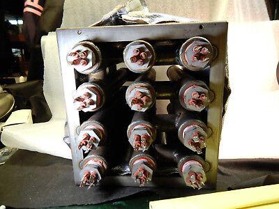 New Mokon Htf 500 System 12kw Insulated Hot Oil Process Heating Manifold 460v