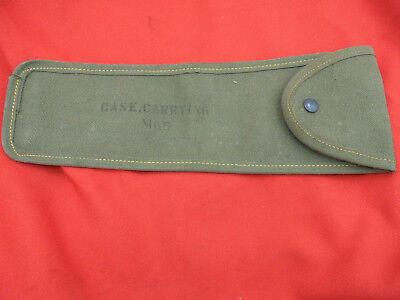 USGI M1C M1D GARAND SNIPER SCOPE CASE M65 FOR M73B1 M81 M82 MRT DATE 1951 for sale  Cottondale
