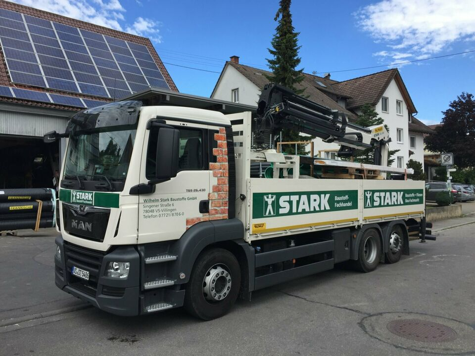 STARK, Wilhelm Stark Baustoffe GmbH - Ihr Baustoff-Fachhandel in Villingen-Schwenningen