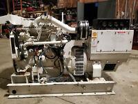Onan Marine Generator 35 Kw MCGBA
