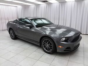 2014 Ford Mustang 3.7L COUPE w/ BLUETOOTH, HEATED SEATS, SPOILER