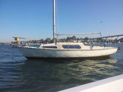 Yacht. Marauder 24. Fibreglass Production Sailing Boat Sydney City Inner Sydney Preview