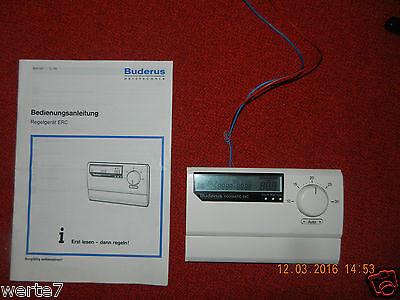 BUDERUS Logamatic/Ecomatic ERC mit Modul AM 1.0 Raumcontroller Sv-2.0,Ersatzteil online kaufen