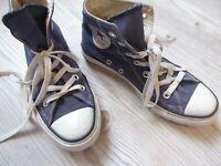Converse Chucks Taylor All Star 37,5 High Sneaker Blau Navy Schleswig-Holstein - Kiel Vorschau