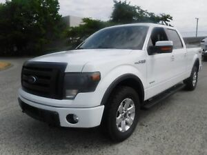 2014 Ford F-150 FX4 SuperCrew  4WD Eco boost