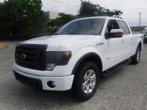 2014 Ford F-150 FX4 SuperCrew Short Box 4WD Eco boost