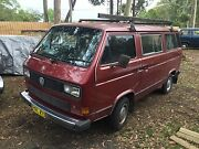 VW Caravelle Transporter T3 breaking Wamberal Gosford Area Preview