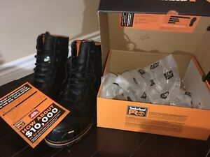 Brand new Men's 11 Boondock Composite Toe Composite Plate Boots