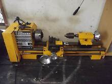 Metal Lathe $590 negotiable Merrimac Gold Coast City Preview