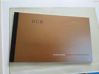 GREAT BRITAIN PRESTIGE BOOKLET HM PORTRET /dk501
