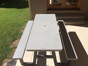 Lifetime Picnic table Brookwater Ipswich City Preview