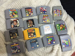 WANTING !!! Your old games or consoles nintendo sega cash paid Greenacre Bankstown Area Preview