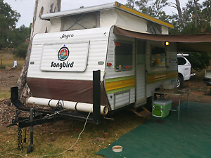 Jayco Songbird, 2 annexes, solar, hotwater, AC South Brighton Holdfast Bay Preview