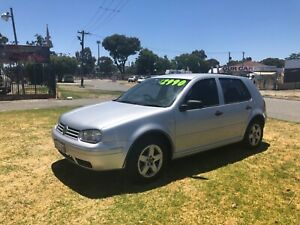 2001 Volkswagen Golf GLE Manual Hatchback Maddington Gosnells Area Preview