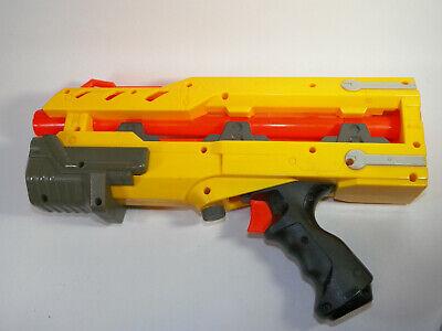 NERF Longshot Dart Gun Yellow Front Barrel Extension Attachment FREE SHIP