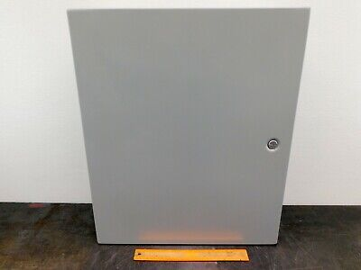 Hoffman Electrical Enclosure A24n20blp 24x20x8.6 Electric Box A-24n20blp