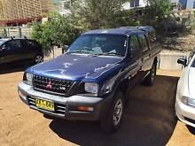 2001 Mitsubishi Triton Ute Cameron Park Lake Macquarie Area Preview