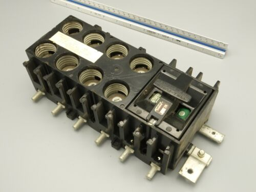 Square D FSP Complete Fuse Block Assembly
