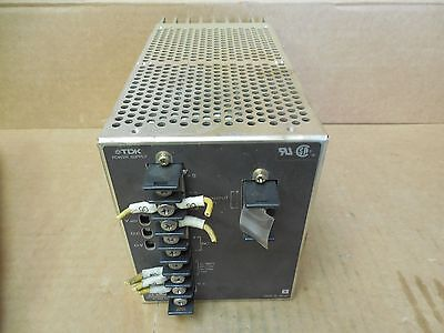 Tdk Power Supply Rm-24-6rogb Rm246rogb 24 V Volt 6a 6 A Amp Used