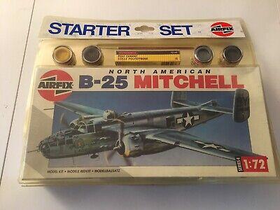 Airfix north american b-25 mitchell 1/72 Model Kit