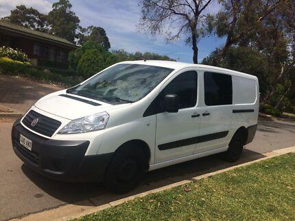 2012 Fiat Scudo Van/Minivan Salisbury Salisbury Area Preview