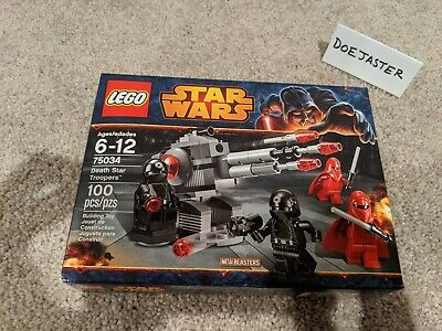 LEGO (75034) Death Star Troopers - New in Box - Star Wars - 2014 - Battle Pack