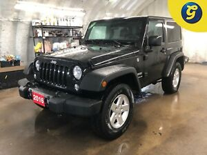 2016 Jeep Wrangler Sport 4WD   Affordable payments