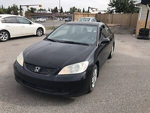 2004 Honda Civic coupe * remote start - 2 sets of tires *