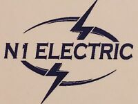 N1 ELECTRIC new company $65/hr or priced by job