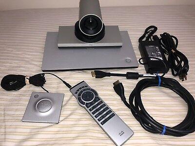 Cisco Cts-sx20-phd4x-k9 Ttc7-21 Telepresence Cts-phd1080p4xs2 Camera With Npp...