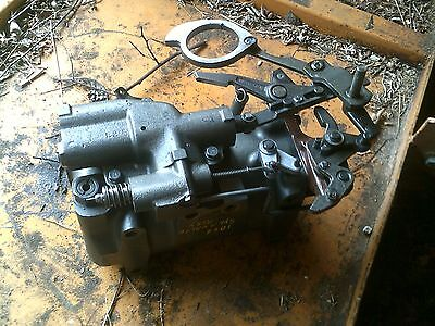 Farmall 1066 Tractor Ih Ihc 3pt Hitch Cylinder Valve Assembly
